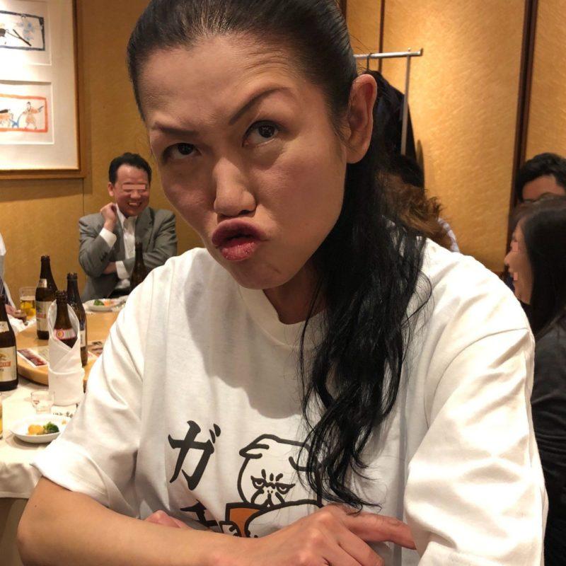 ウルフ村田_ガチホTシャツ